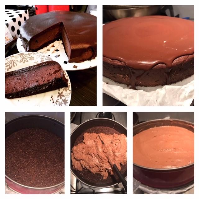 Keto chocoladetaartrecept